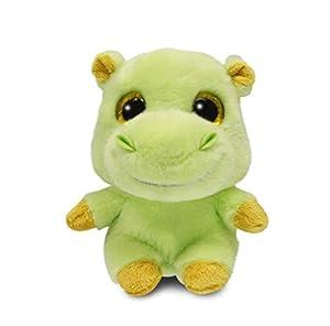 Aurora World YooHoo Tamoo Hippopotamus 5In 61100 Verde