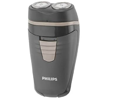 Lightweight Battery Operated Philips PQ203 Battery Operated Travel Shaver