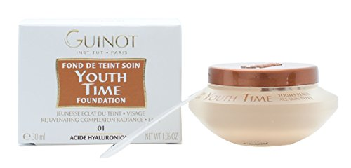"Guinot Youth Time Foundation No.1 ""Beige Lumière"" 30ml"