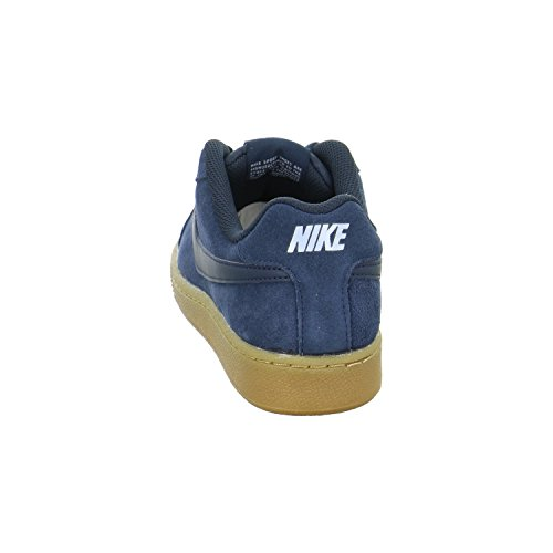Nike Damen Wmns Court Royale Suede Gymnastikschuhe Navy