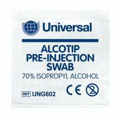 universal-alcotip-pre-injection-swab-3-x-3-cm-box-of-100