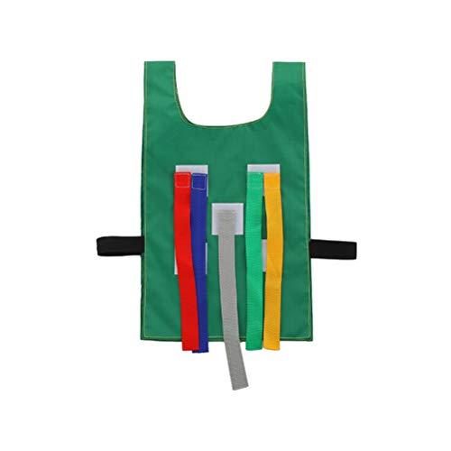STOBOK Pull Tails Vest Kids Spielen im Freien Kindergarten Pädagogischer Sport für Kinder