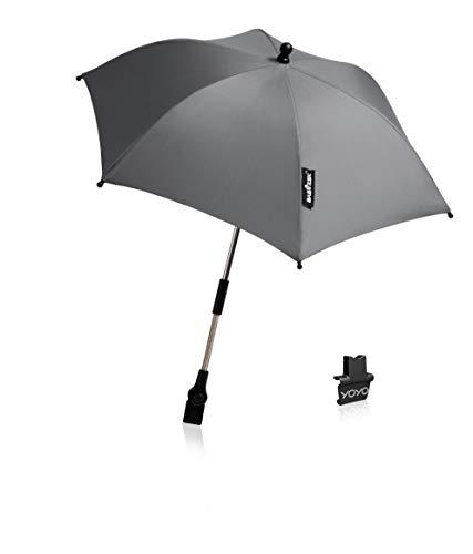 Imagen para BABYZEN - Parasol para cochecito, color gris