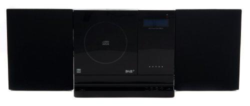 Dual Vertical DAB 101 Kompaktanlage Digitalradio mit CD-Player - 5