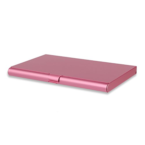Giana chinwe buy giana chinwe products online in uae dubai abu business card holder aluminum alloy colorful pocket business card case credit id card rose gold reheart Gallery