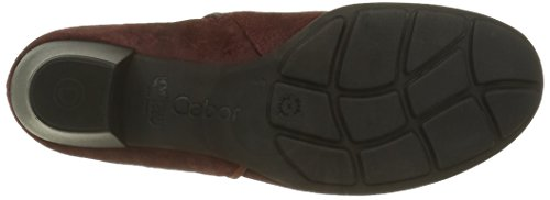 Gabor Shoes Basic, Stivaletti Donna Rosso (wine 15)