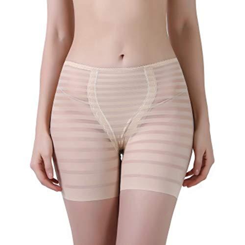 Flexees Slip Control (Jwans Frauen Shapewears Abnehmen Unterwäsche Binder Streifen atmungsaktiv und bequem Glätten Sexy Dessous Weste/Höschen)