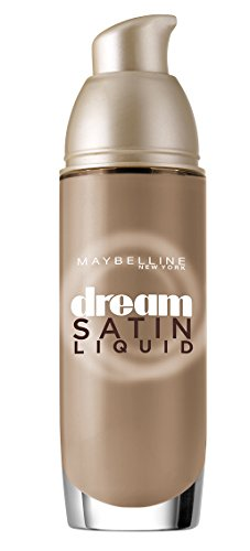 Fondotinta Dream Satin Fluido Gemey Maybelline