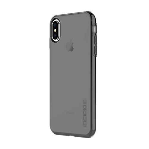 Incipio Iphone Case (Incipio DualPro Pure Schutzhülle für Apple iPhone Xs / X - schwarz/transparent [Qi kompatibel/Extrem robust/Stoßabsorbierend/Kratzfeste Beschichtung/Hybrid] - IPH-1635-SMK)