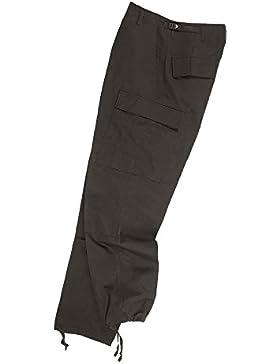 Pantalón de campo US Typ BDU Ripstop negro