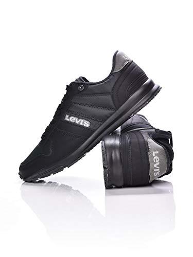 Levi's Schuhe Sneaker Baylor Brilliant Black 227240-1920-60 W18-LVSS Größe 46