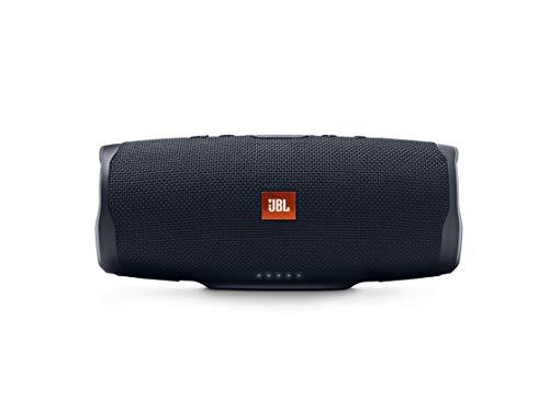 JBL Charge 4 - Enceinte Bluetooth portable avec USB - Robuste et étanche : pour piscine et plage - Son puissant - Autonomie 20 hrs - No