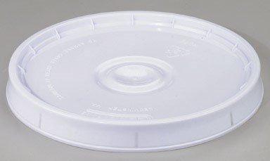 10/Pack Leaktite Corp 5 Gallon Pail Lid by Leaktite