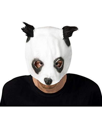 Niedliche Panda Halbmaske
