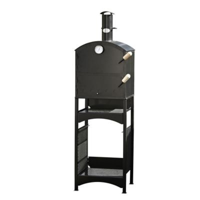 Outdoor Wood Fired Oven - Bakes, Smokes, Roasts & Grills