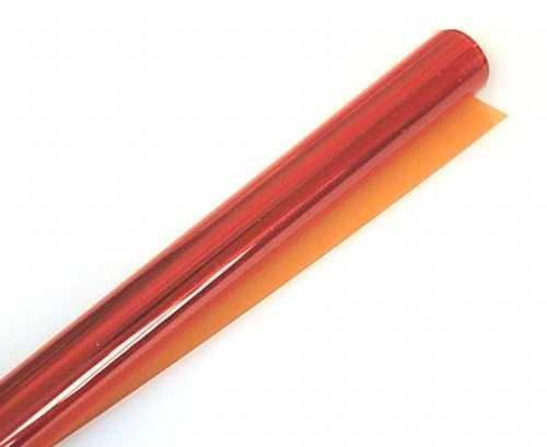 Lee Folie Farbfolie Bogen 25cm x 29cm Nr. 204 orange zum Farbabgleich / Farbkorrektur für Warmweisses Licht