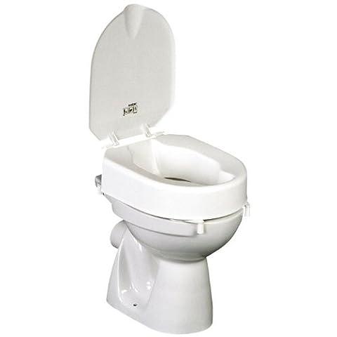Etac Toilettensitzerhöhung Hi-Loo 6 cm