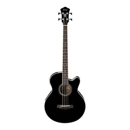 Ibanez AEB5E BK - Akustik Bass