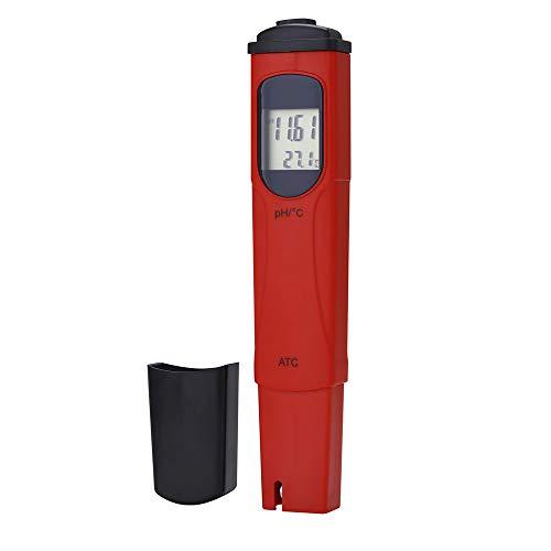 YueHao Digital PH Meter 0,01 PH Hohe Genauigkeit Hohe Präzision Wassertester Mit 0-14 PH Bereich Für Zuhause Im Freien