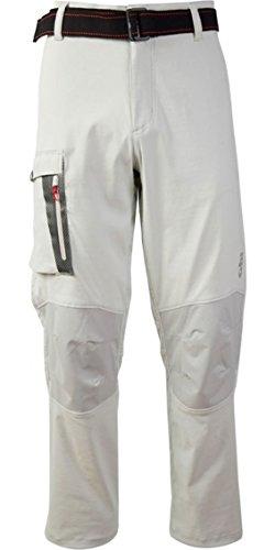 Gill Race Segelyacht und Jollenhose Silver - Easy Stretch UV Sonnenschutz und SPF-Eigenschaften
