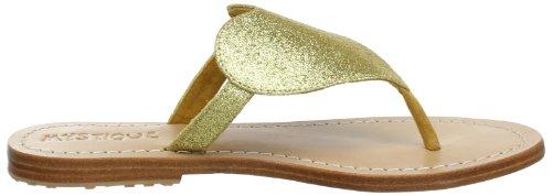 Mystique 4568, Sandali infradito donna Oro (Gold (gold))