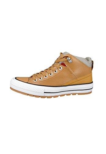 Converse Mandrins - Street Boot 157504c Sucre Brut Raw Sugar Black