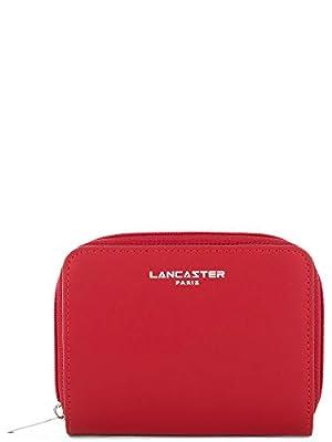 Lancaster portefeuille CONSTANCE 137-17 - ROUGE