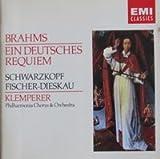 Brahms: Ein deutsches Requiem (Un requiem allemand) [Import anglais]
