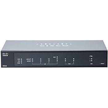 Cisco RV340 Dual WAN Gigabit Router: Amazon in: Electronics