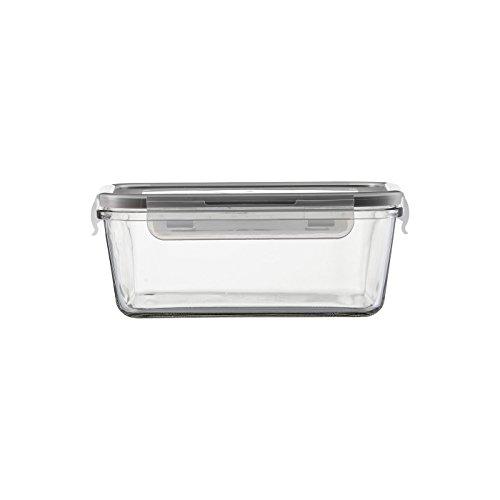 Jenaer Glas Cucina Auflaufform, Glas, transparent, 22.1 x 15.9 x 8.8 cm