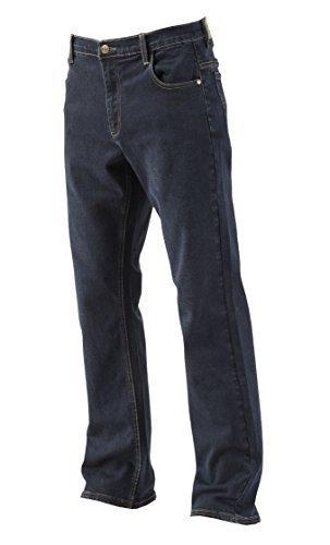 Lee Cooper Workwear elasticizzato da uomo Jeans Denim LCPNT219 Navy 54 S