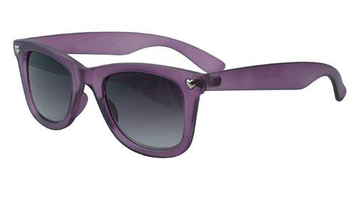 About Eyes SR156 Adana - Vergrößerung +3.50, Matt purple Bild, bereit-zu-tragen Lesesonnenbrillen, 1er Pack (1 x 1 Stück)