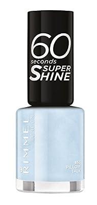 Rimmel London 60 Seconds Super Shine Nail Polish 8 ml