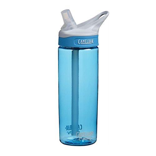 Botella de consumición Eddy Camelbak Rain Blue Talla:600 ml