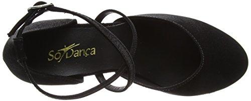 Donc Danca Bl126, Chaussures De Danse Noires Pour Femme (noir)