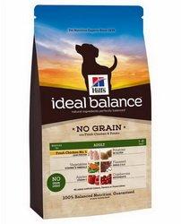 Hill`s Ideal Balance Canine Adult ohne Getreide 12 kg, 1er Pack (1 x 12 kg)