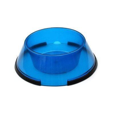 petprojekt Small Dogbol, Dog Dish, Blue by PetProjekt