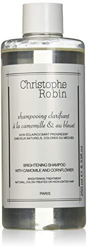 Christophe Robin Clarifying Shampoo with Camomile and Cornflower Haarshampoo 250 ml