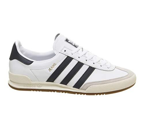 new styles 75ba8 73d00 adidas Jeans, Zapatillas de Gimnasia para Hombre, Blanco FTWR  WhiteCollegiate Navy