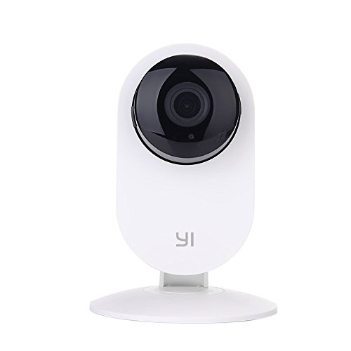 YI Home Camera Wireless IP Security Surveillance System (White)