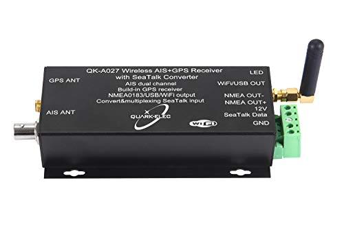 qk-a027Wireless AIS + GPS-Empfänger mit SeaTalk Konverter-UK Verkäufer Automatic Identification System
