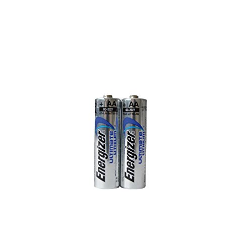 Energizer Batterie Lithium Mignon AA L91-2er Blister
