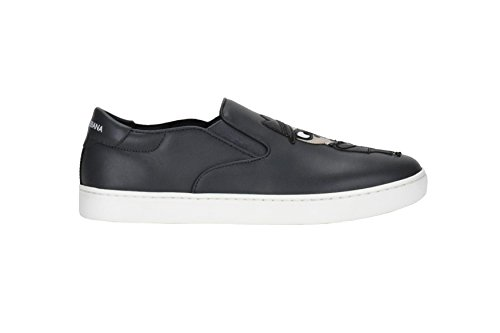 Dolce & Gabbana, Herren Sneaker, Grau - grau - Größe: 42.5 EU / 8.5 UK
