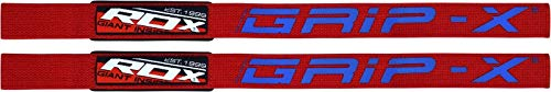 Zoom IMG-3 rdx palestra fitness cinghie sollevamento