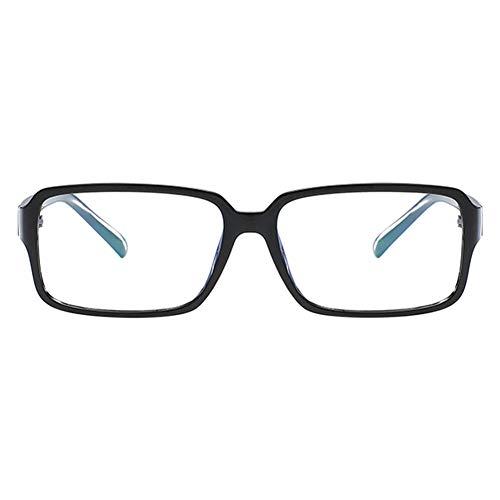 Zhuhaixmy Computer Brillen,Anti Blaulicht Brillenfassung Ultraleicht TR90 Rahmen Brille...