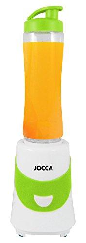 Jocca 5944 - Batidora personal, color blanco y verde