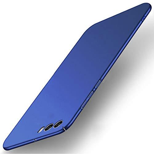 Tianqin ZTE Nubia Z17 Mini S Hülle, Ultra Leichte Schutzhülle Ultra dünnes PC Cover Harte Schale Anti-Scratch Stoßstange Einfache Stilvolle Abdeckung für ZTE Nubia Z17 Mini S - Blau