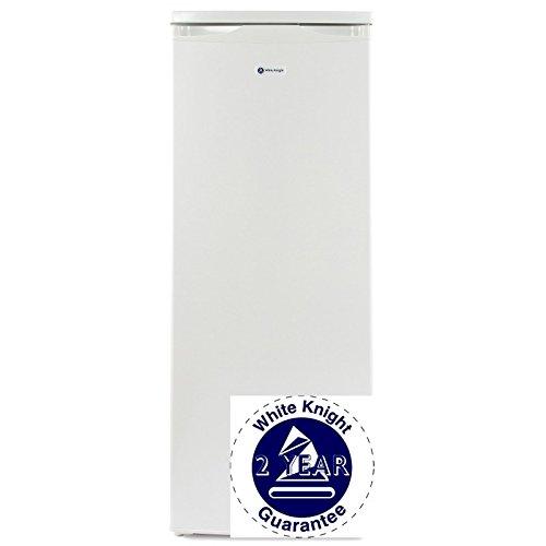 White Knight L240H 1.43m Tall Freestanding Fridge – White