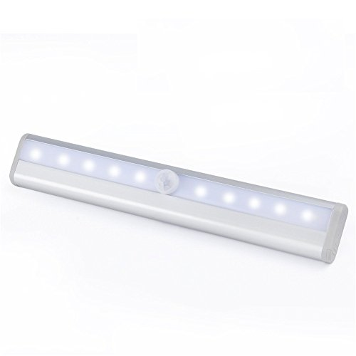 ATD 10 LEDs palo-en la batería...