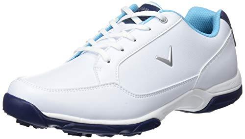 Callaway Cirrus, Chaussures de Golf Femme, (Blanc), 39 EU